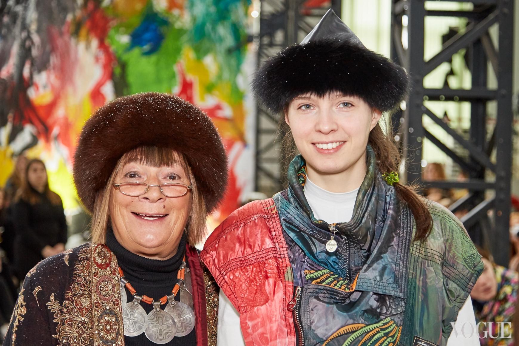 Хилари Александр и Наталья Моденова