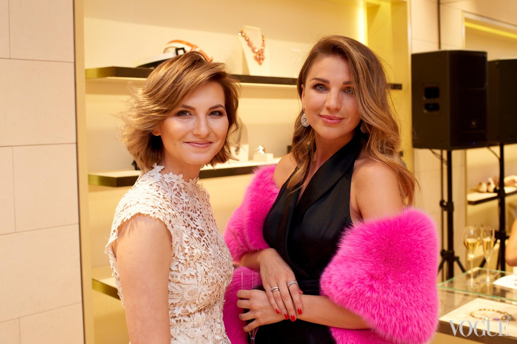 Елизавета Юрушева и Катерина Сильченко