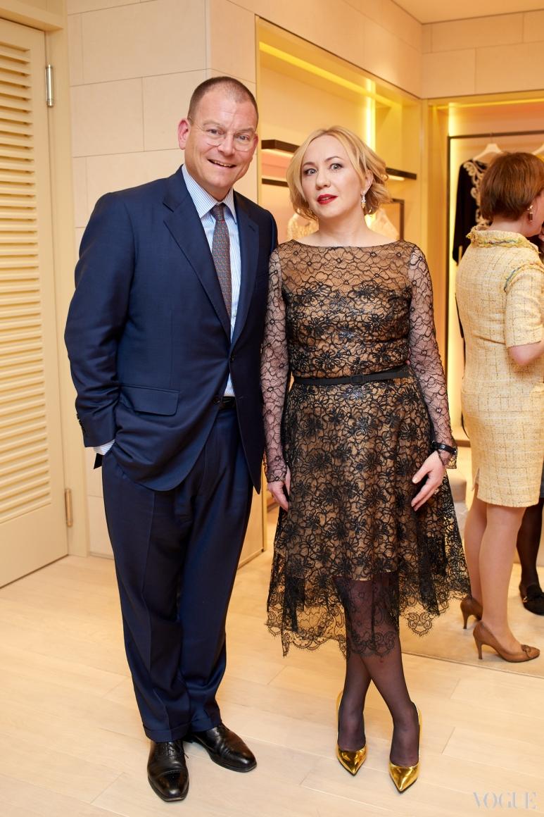 Александр Болен и Елена Измайлова