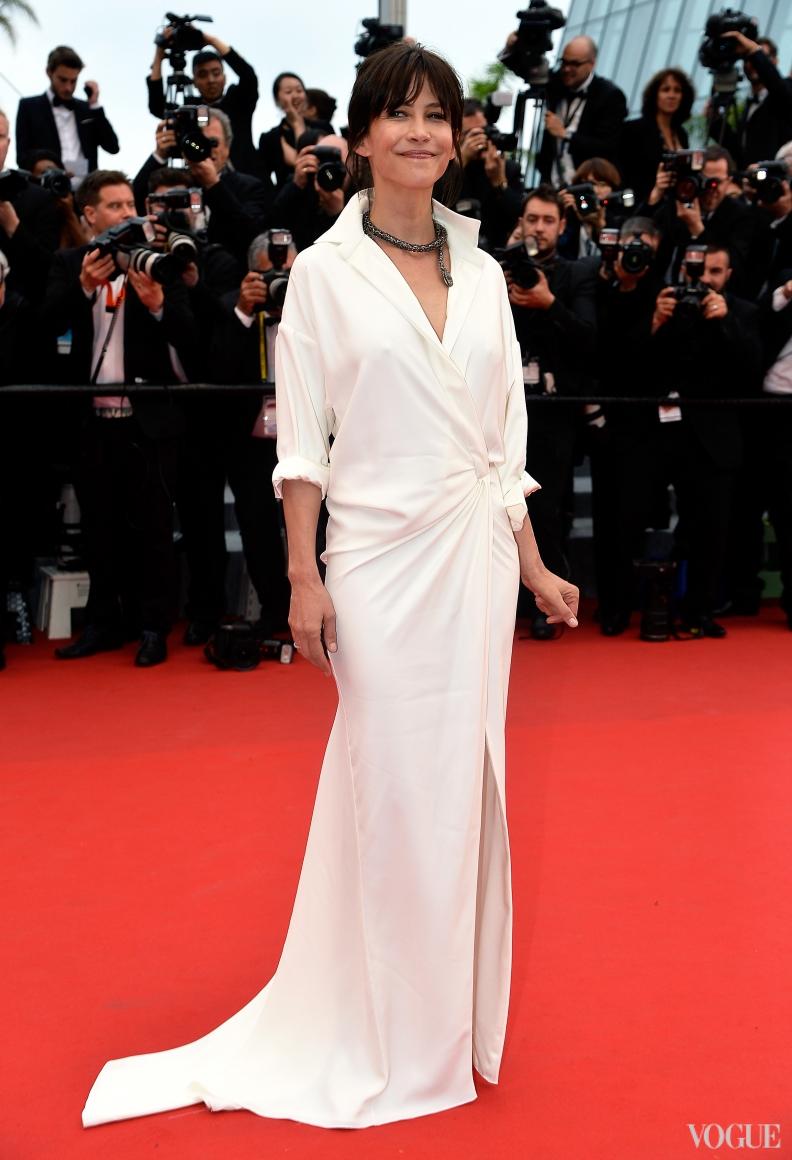 Софи Марсо в Alexandre Vauthier  Couture