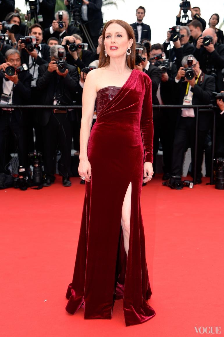 Джулианна Мур в Givenchy