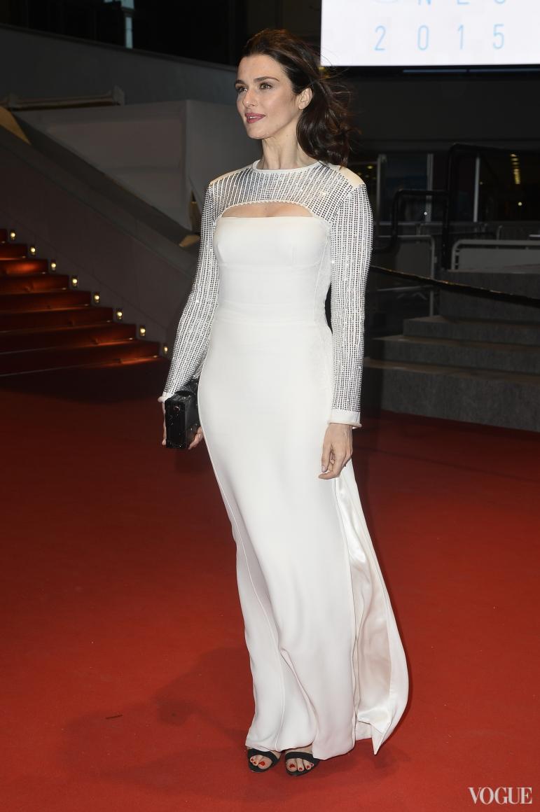 Рейчел Вайс в Louis Vuitton