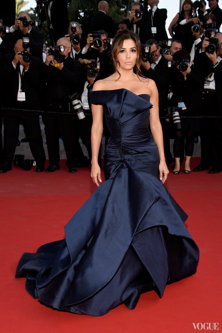 Ева Лонгория в Versace
