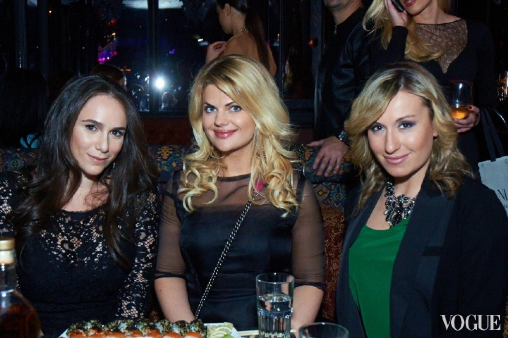 Катерина Вербер, Светлана Кузьменко, Марина Суркис