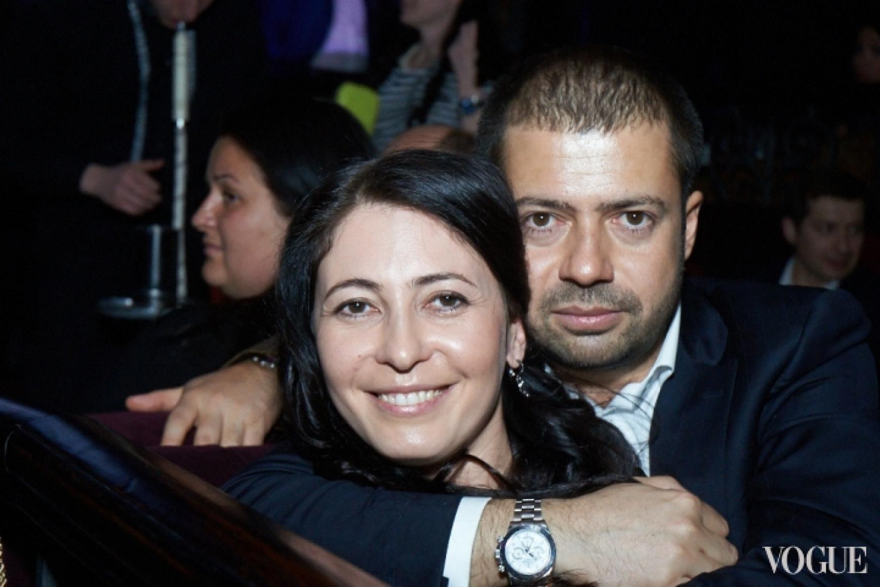 Александр и Аксения Черницкие