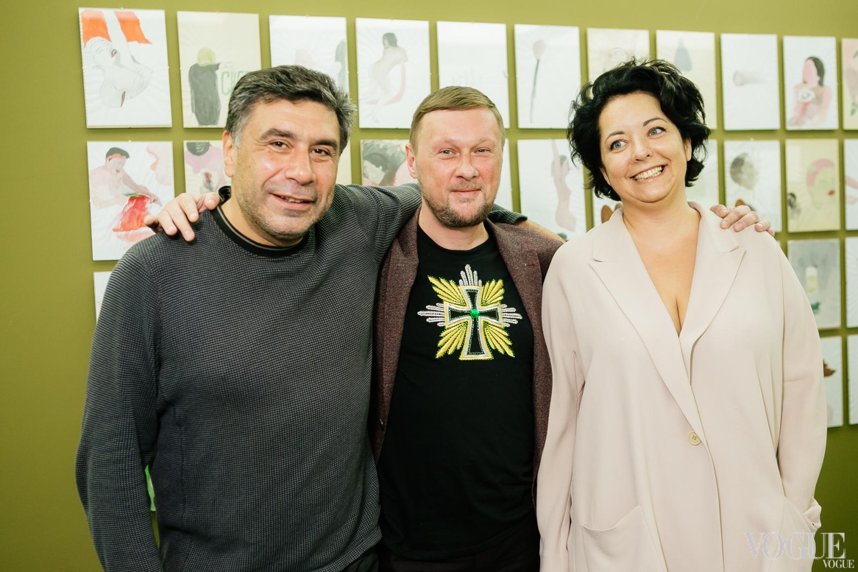 Арсен Савадов, Константин Дорошенко