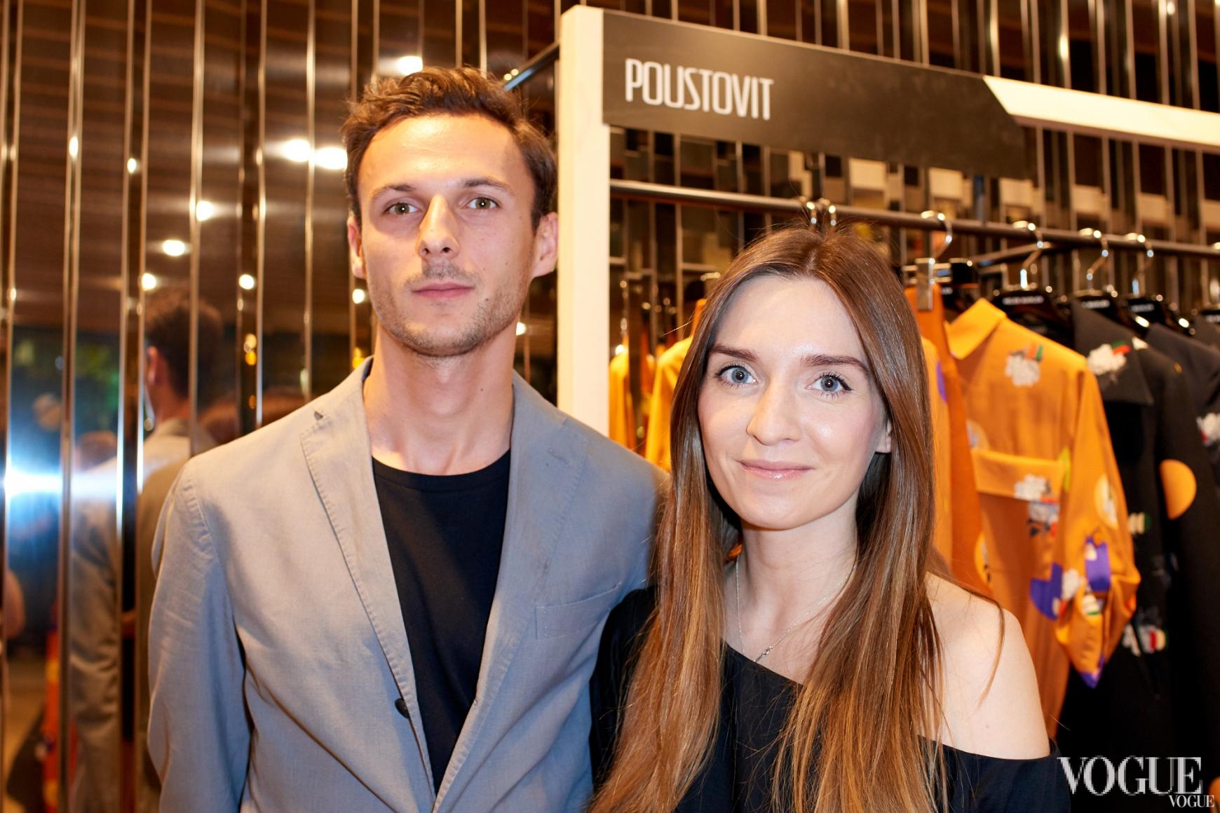 Владимир Черкун и Елена Пащенко