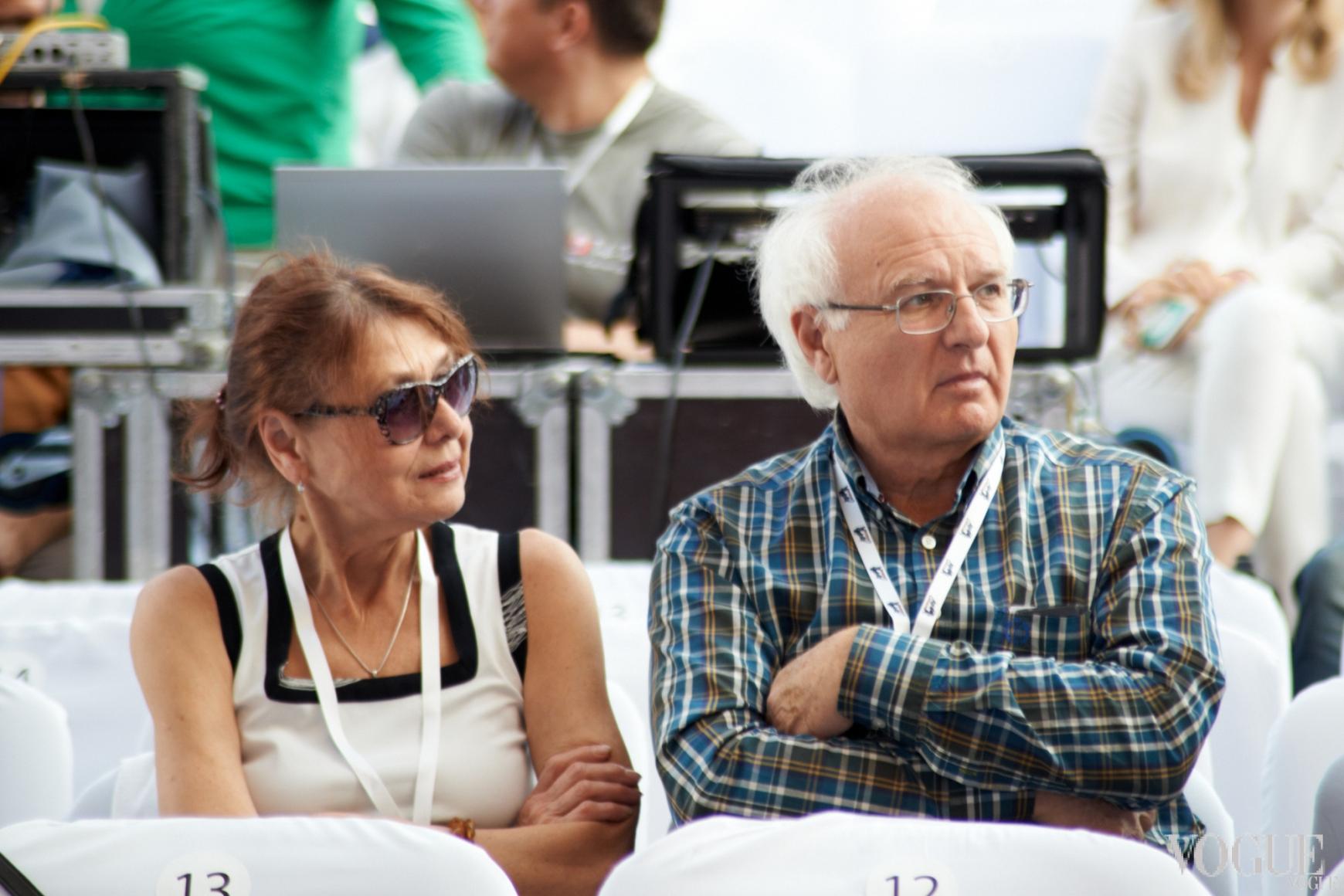 Светлана и Иван Вакарчук