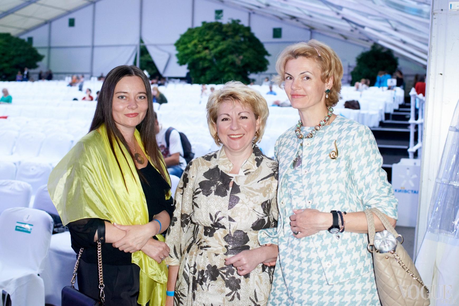 Екатерина Кот-Садовая (справа)
