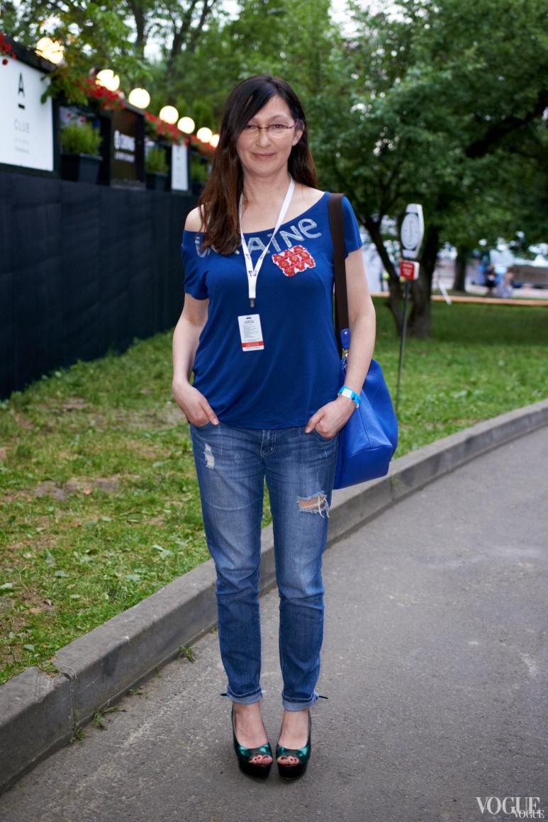 Оксана Караванская