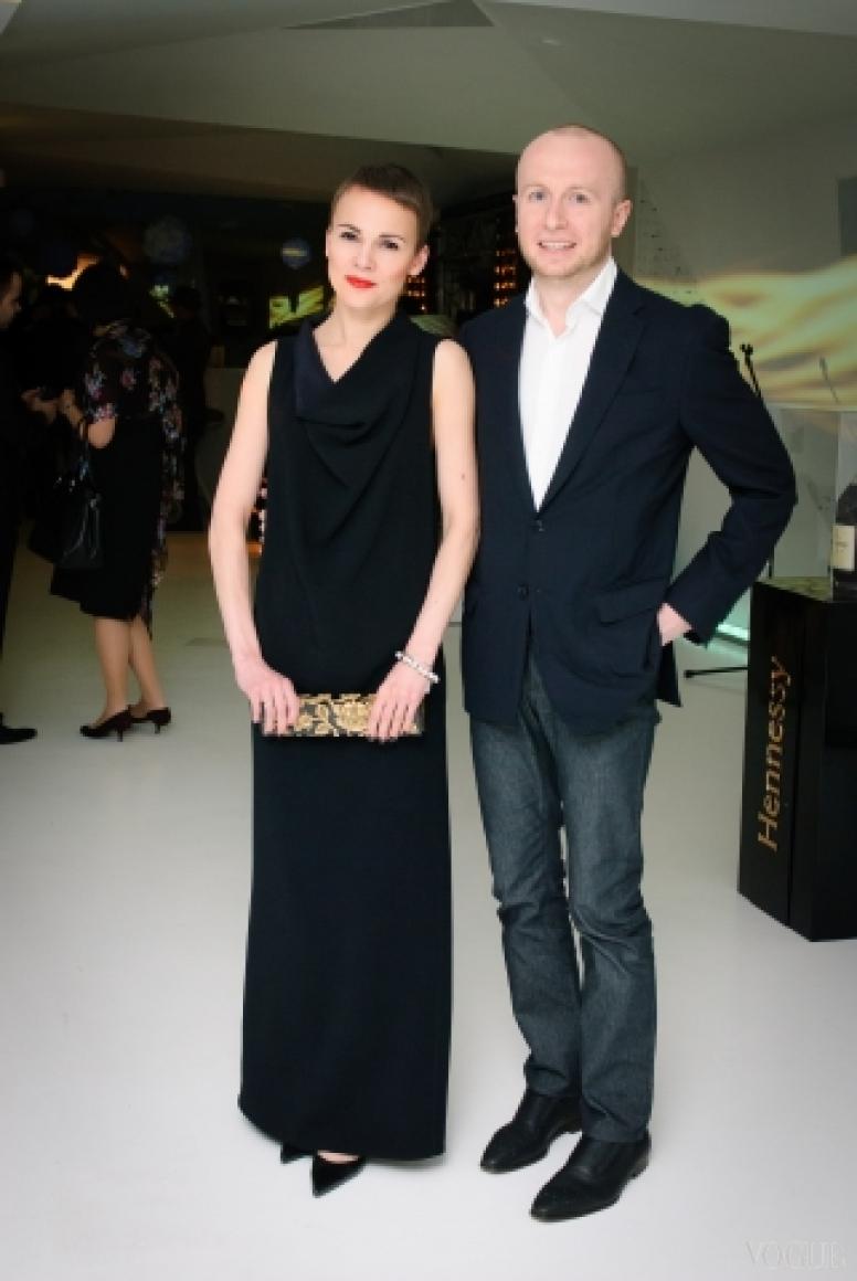 Катерина и Евгений Березницкие