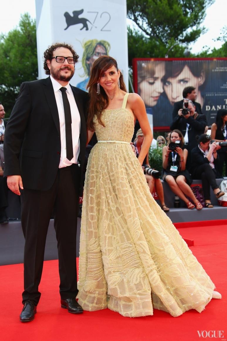 Гайя Толедо в Elie Saab Couture