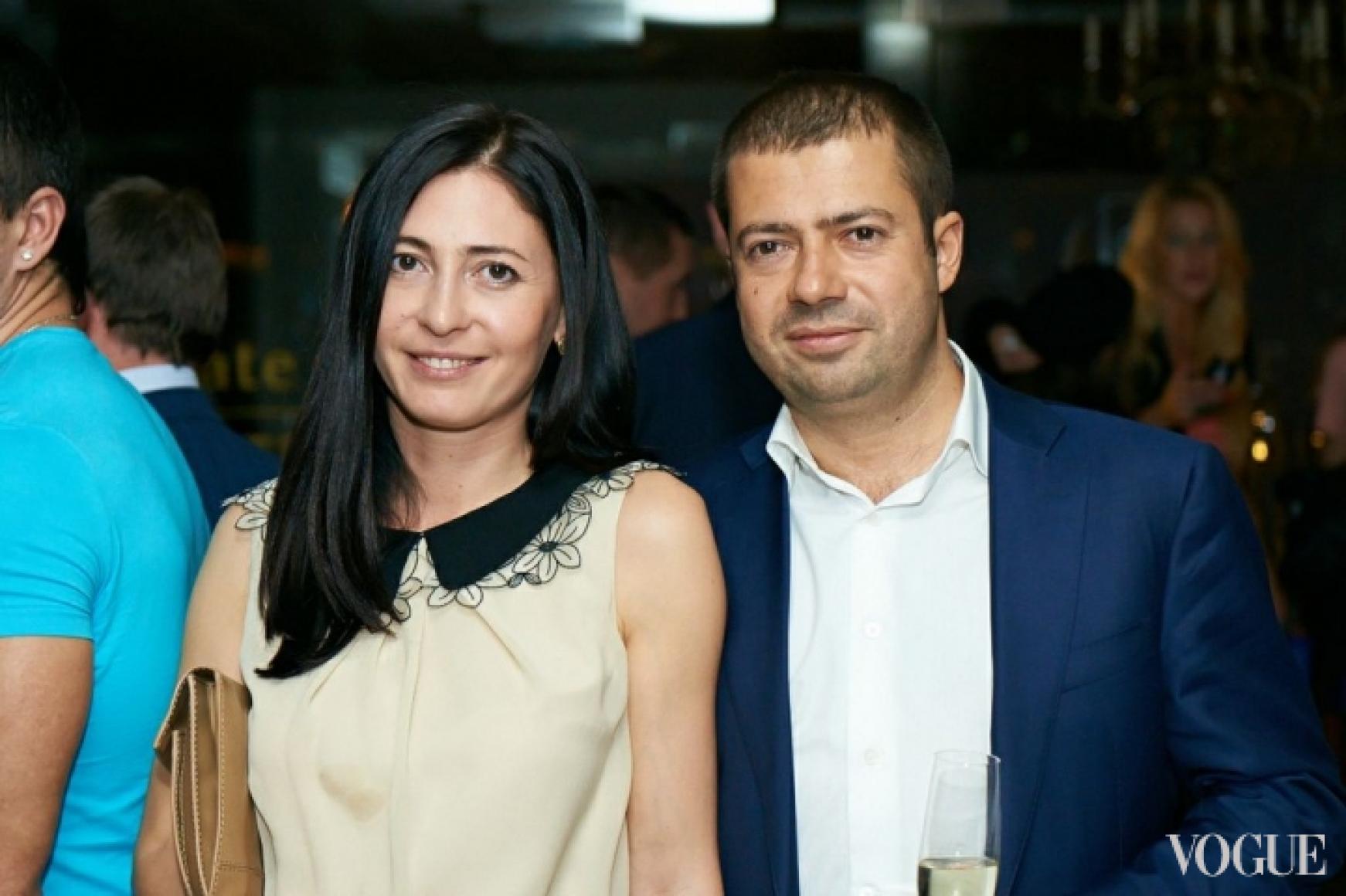 Аксения и Александр Черницкие