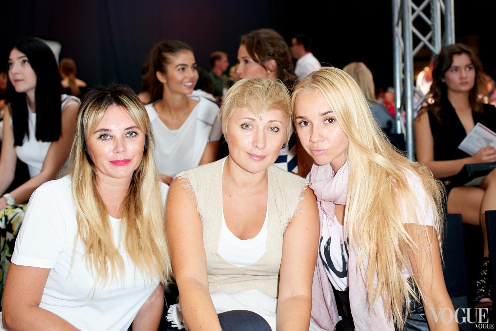 Виктория Тигипко и Ирина Турбаевская