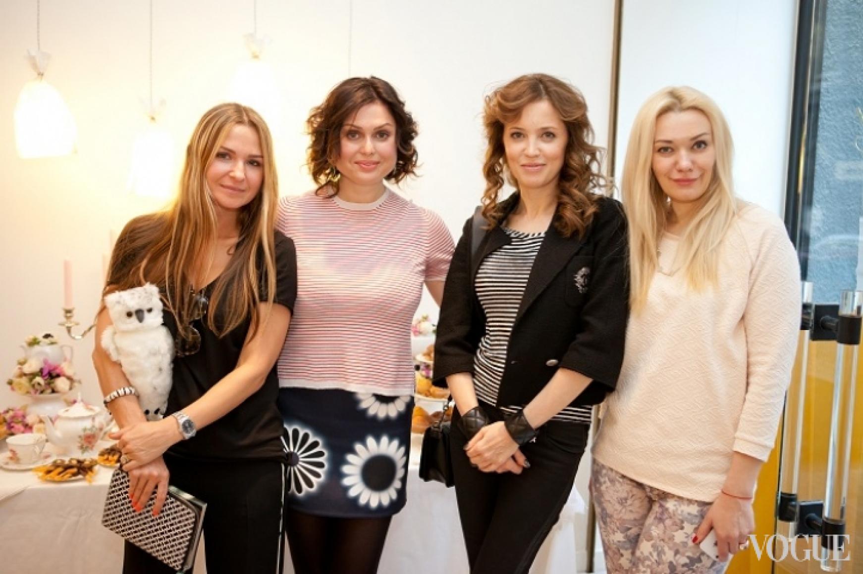 Кристина Храновская, Иванна Никонова, Ирина Ковальчук