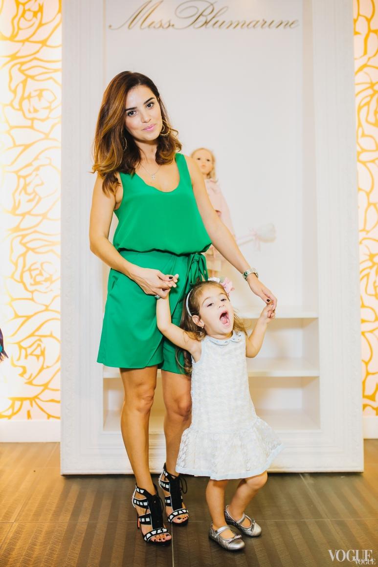 Фаина Тадеева с дочерью