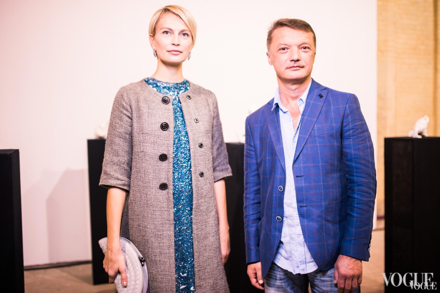 Маша Цуканова и Георгий Браиловский