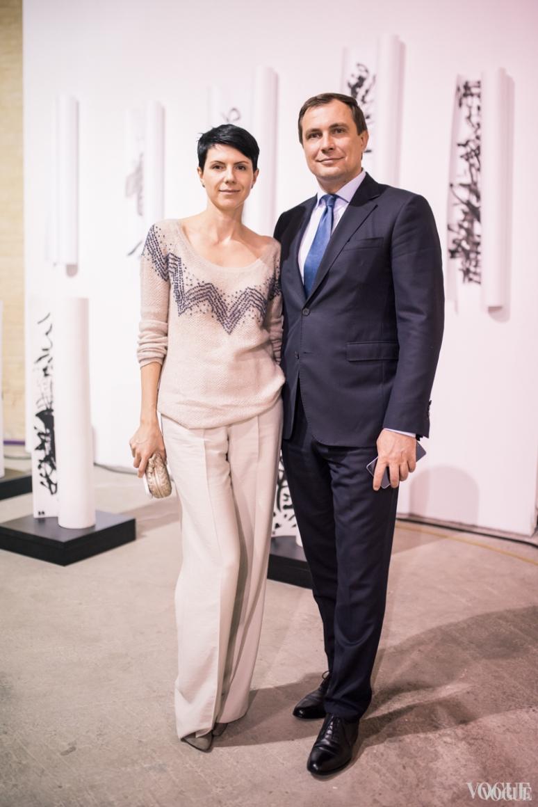 Марина и Виталий Щербенко