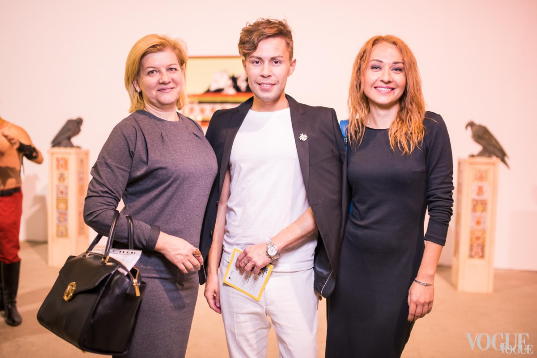 Виктория Якушева, Алексей Прищепа, Мария Орлова