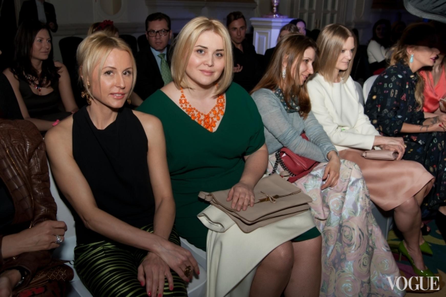 Елена Примак и Светлана Евдокименко