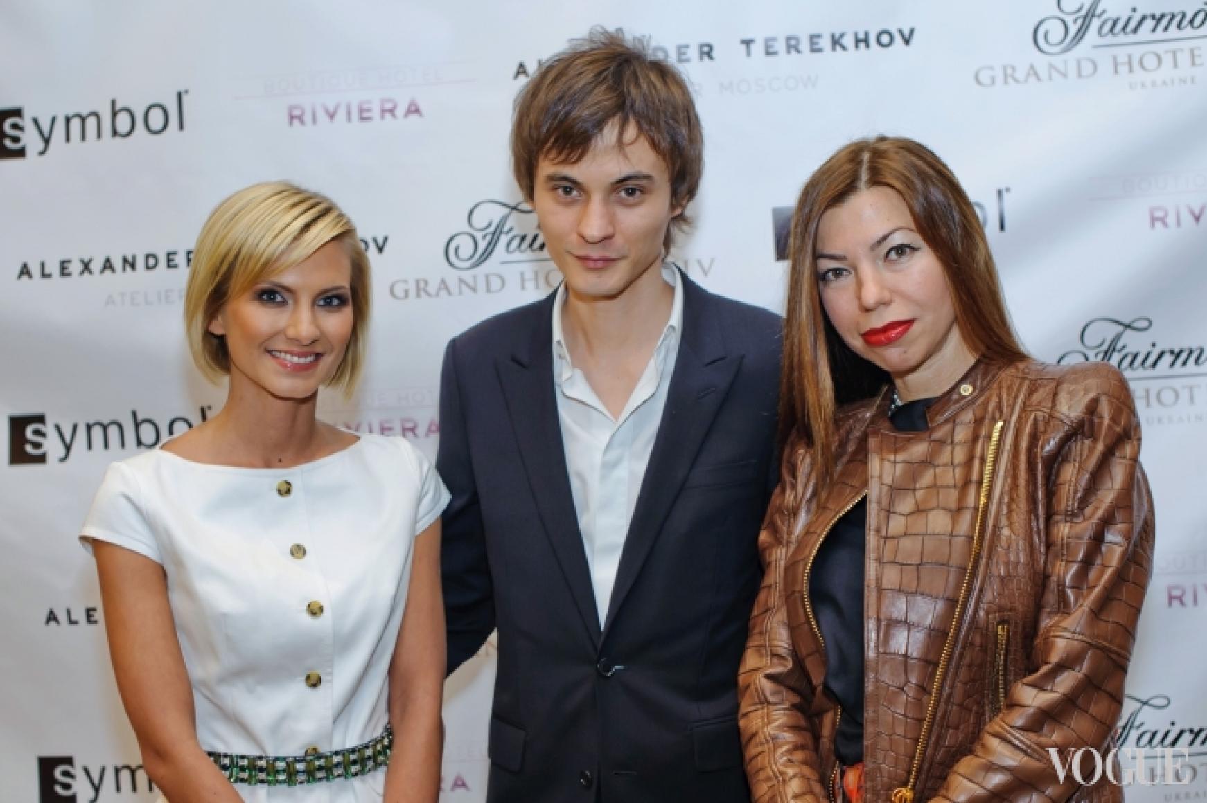 Елизавета Юрушева, Александр Терехов, Ольга Федорова