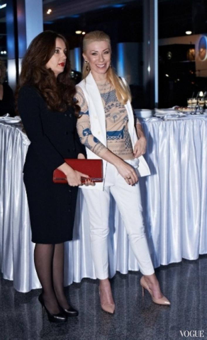 Наталья Ветвицкая и Ольга Громова