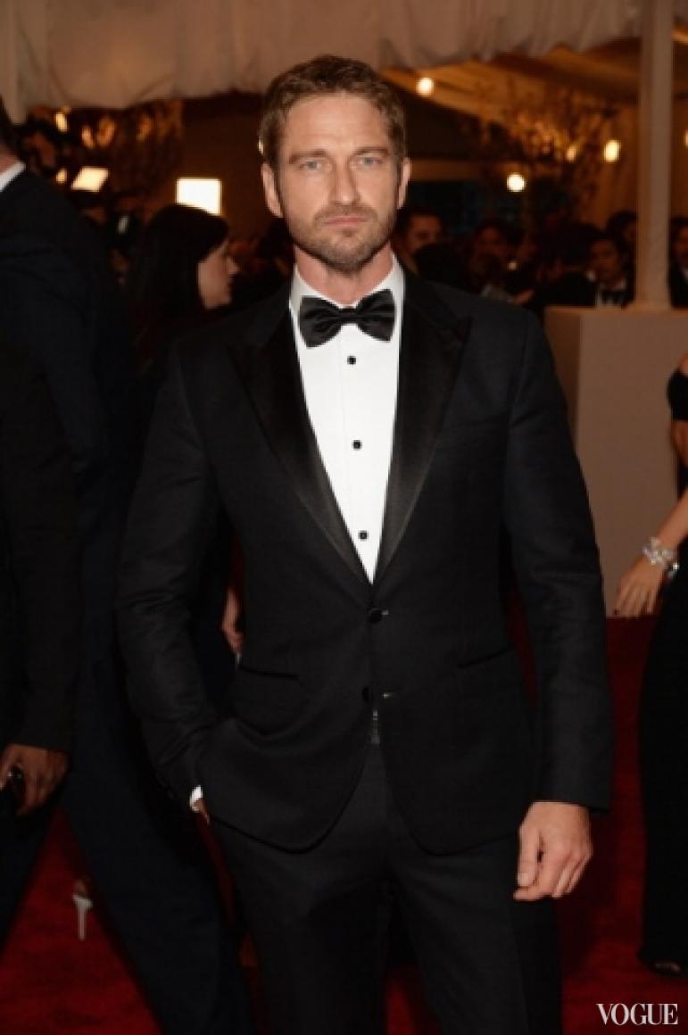 Джерард Батлер в Dolce&Gabbana