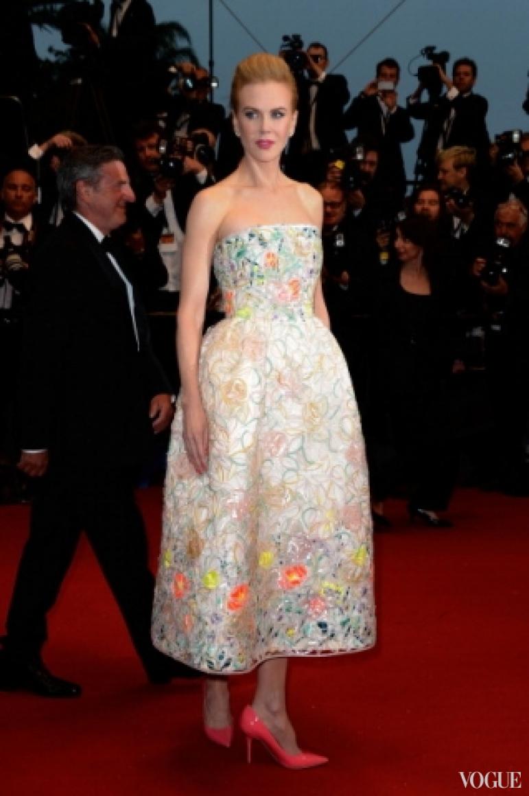 Николь Кидман в платье Christian Dior Couture