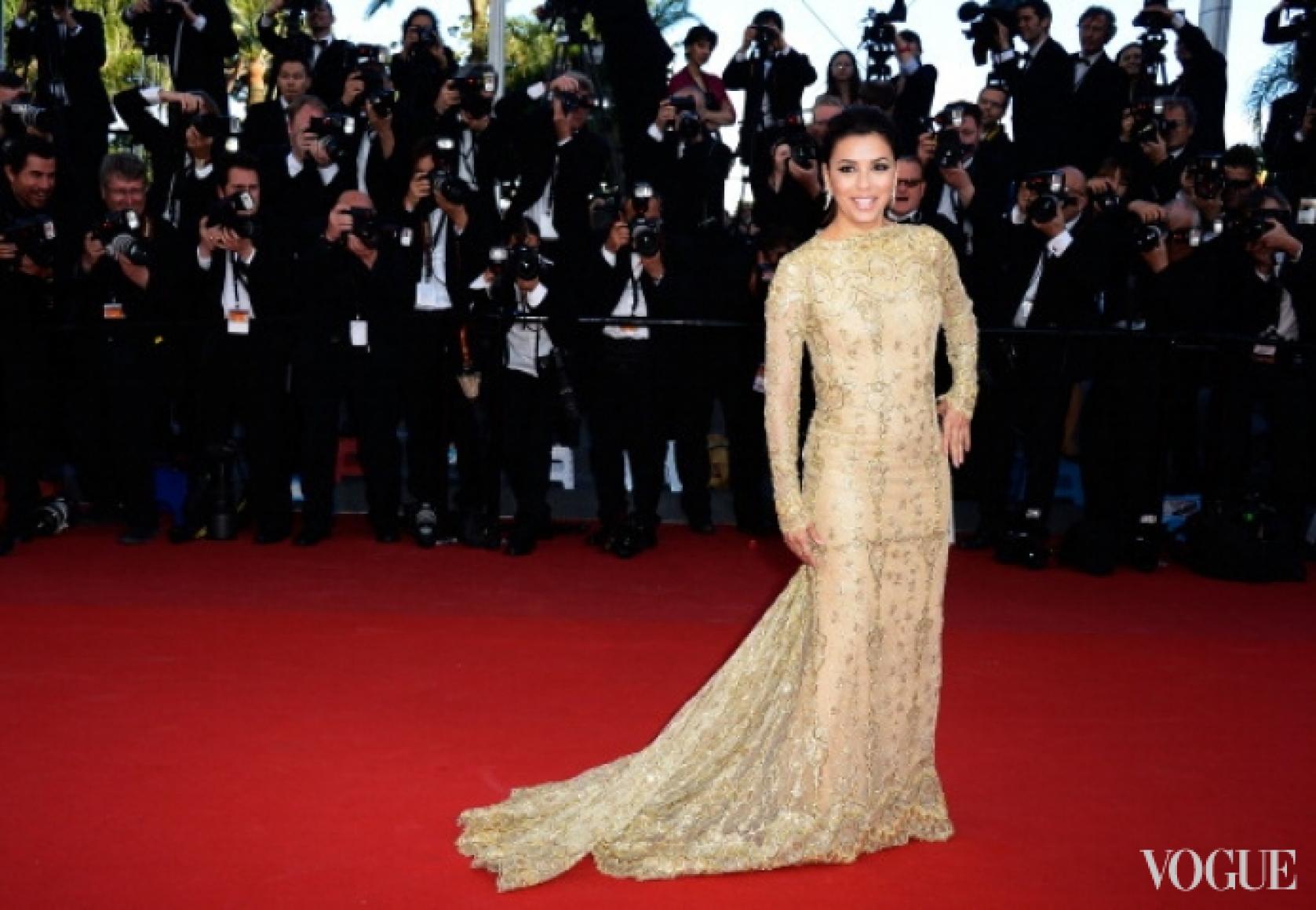 Ева Лонгория в платье Zuhair Murad Couture