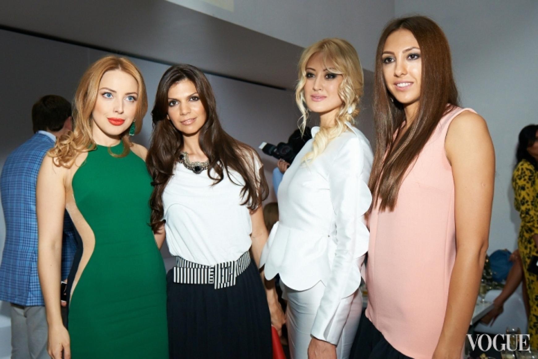 Дарья Диденко, Алина Алиева, Яна Югай, Яна Стрельцова
