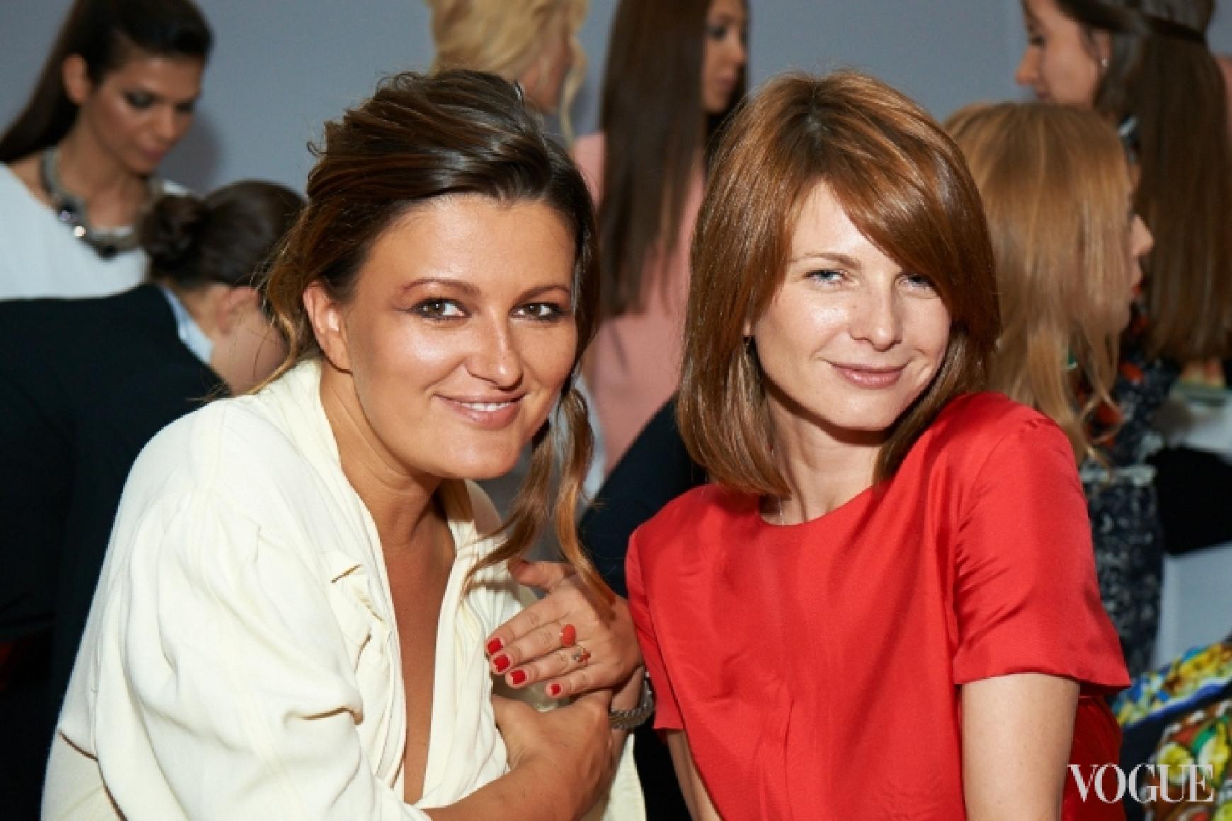 Мария Шубина и Екатерина Кулик