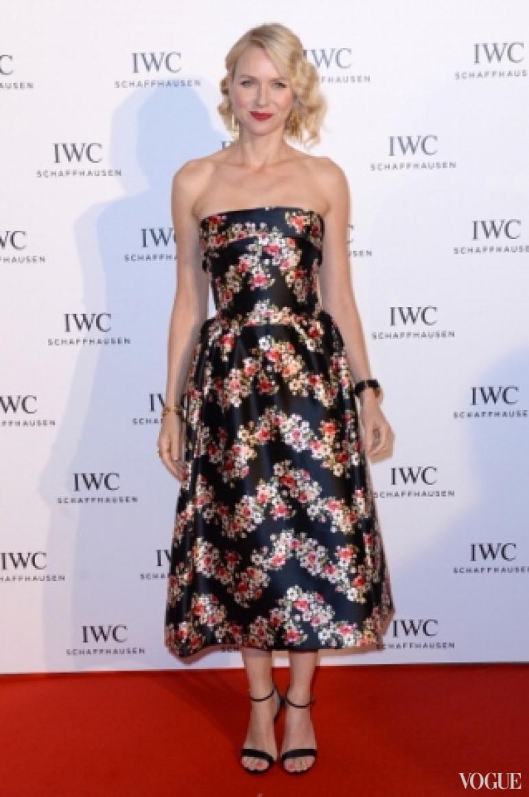 Наоми Уоттс в платье Dolce&Gabbana