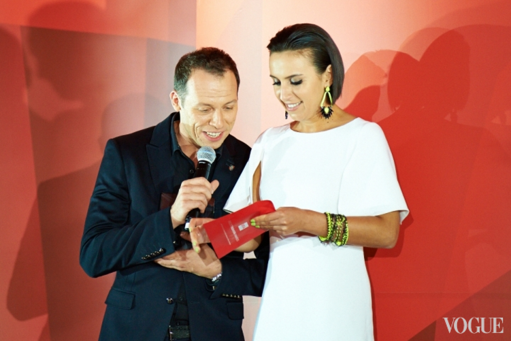 Константин Томильченко и Джамала