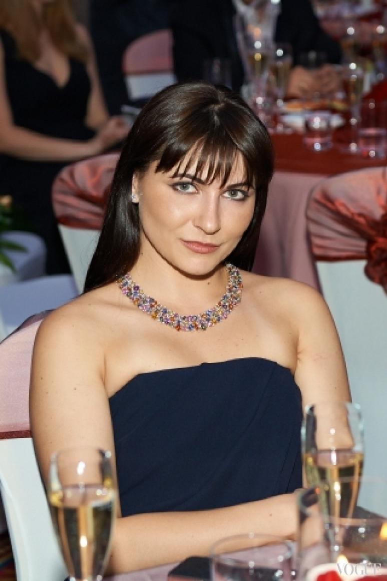Анастасия Жолинская