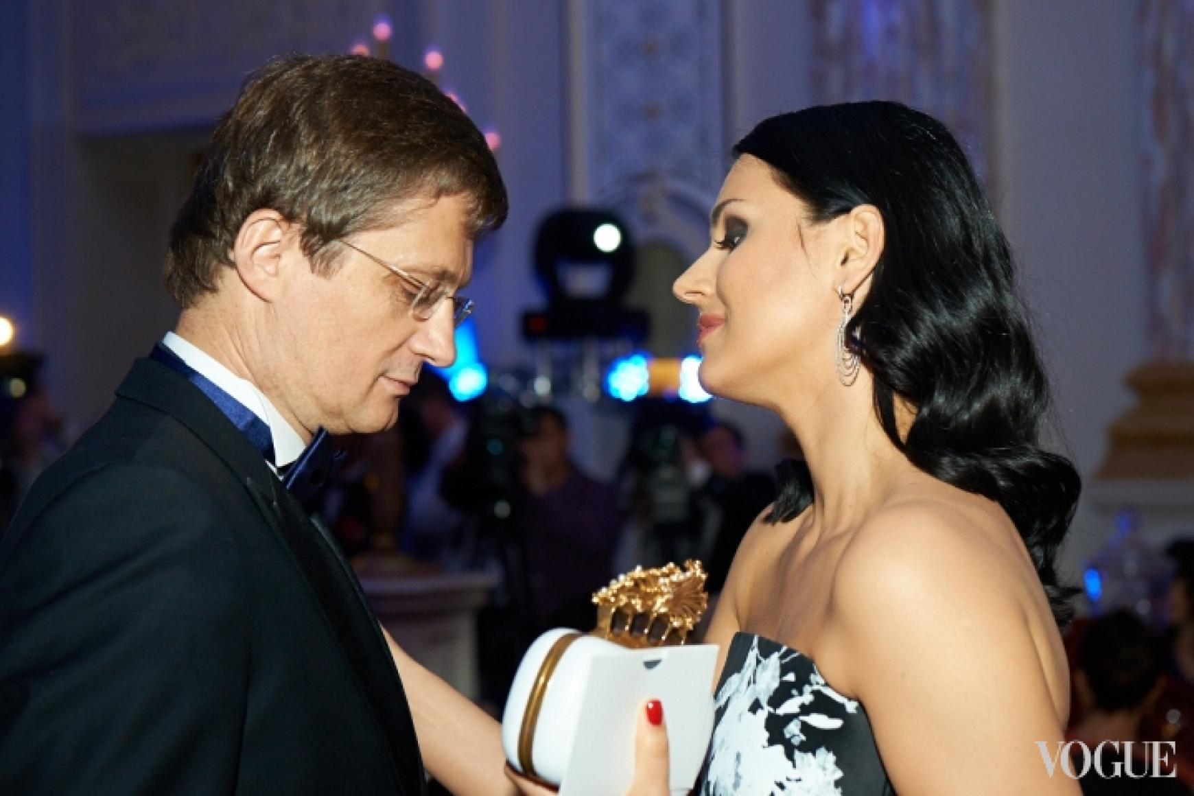 Игорь Кондратюк и Мария Ефросинина