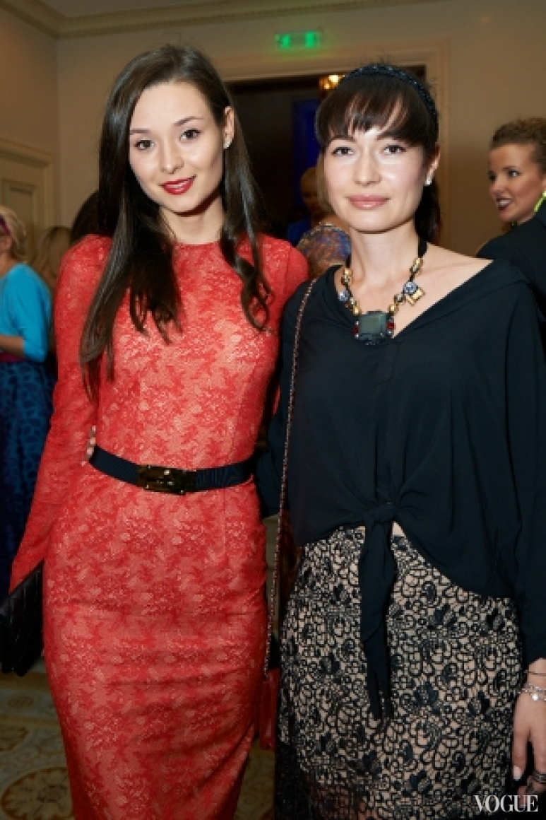 Зоя Хмельницкая и Александра Червоненко