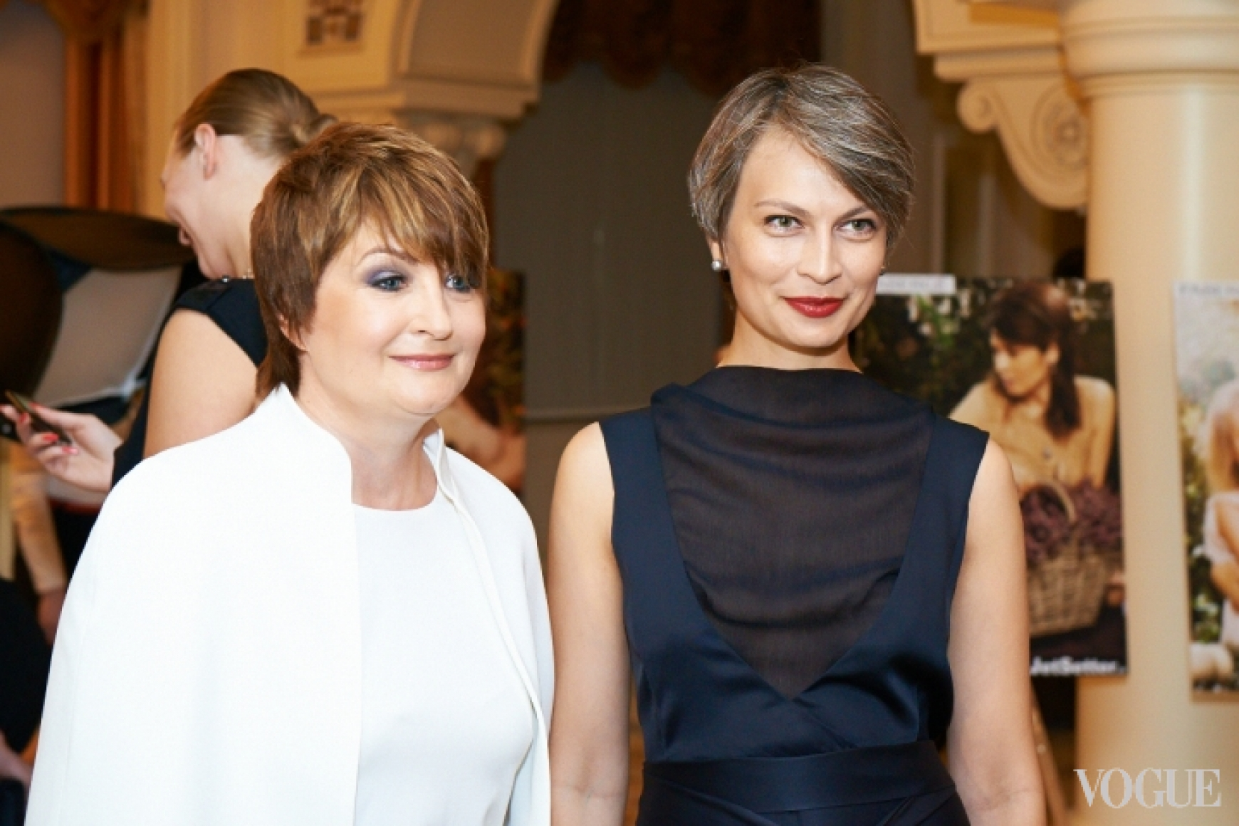 Ирина Данилевская и Маша Цуканова