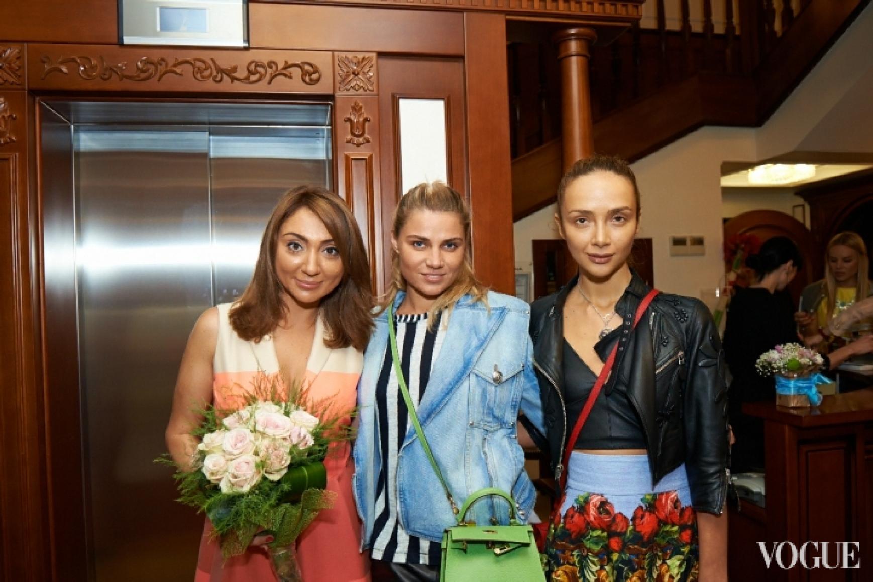 Алена Литвин, Юлия Богдан, Алена Беттяр