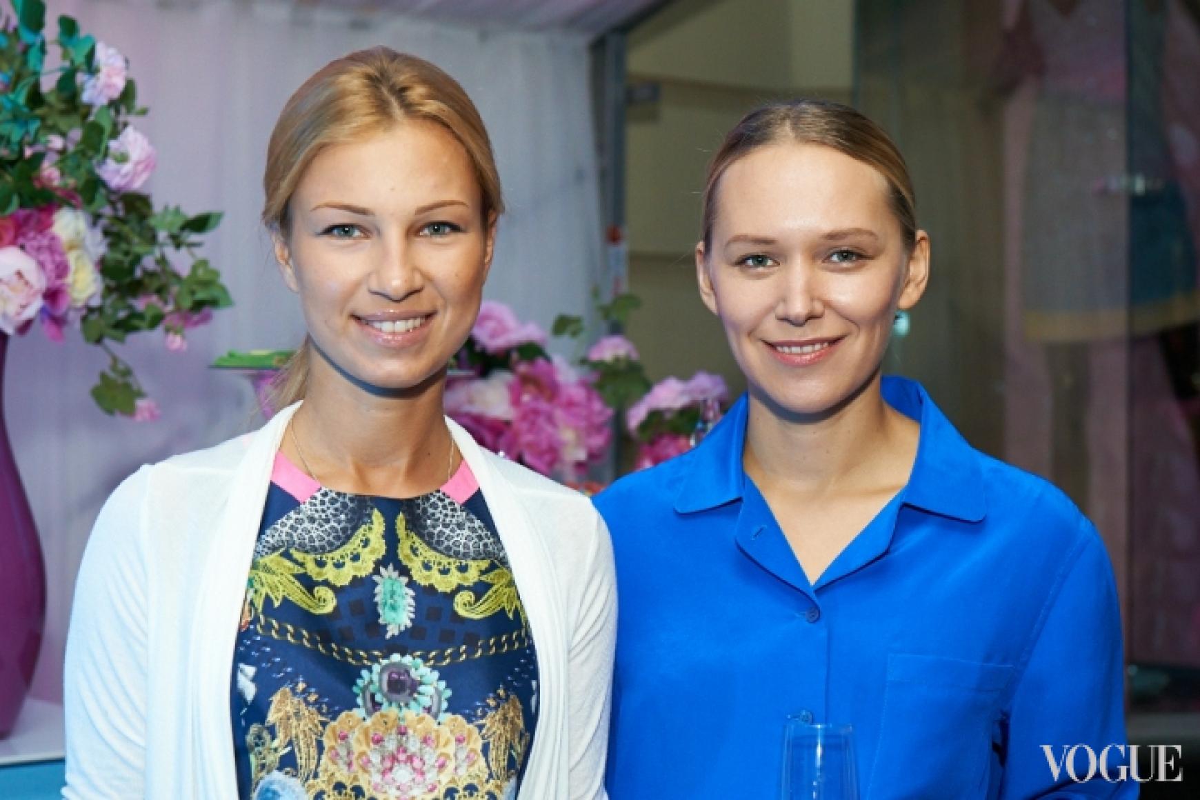 Яна Бучко и Светлана Лизогубенко