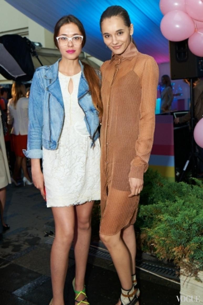 Екатерина Федоренко с подругой