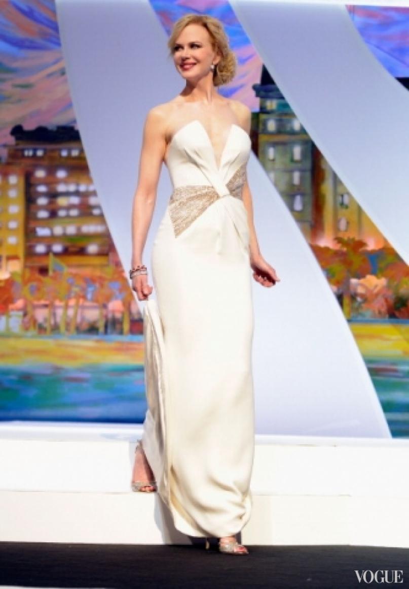 Николь Кидман в платье Giorgio Armani