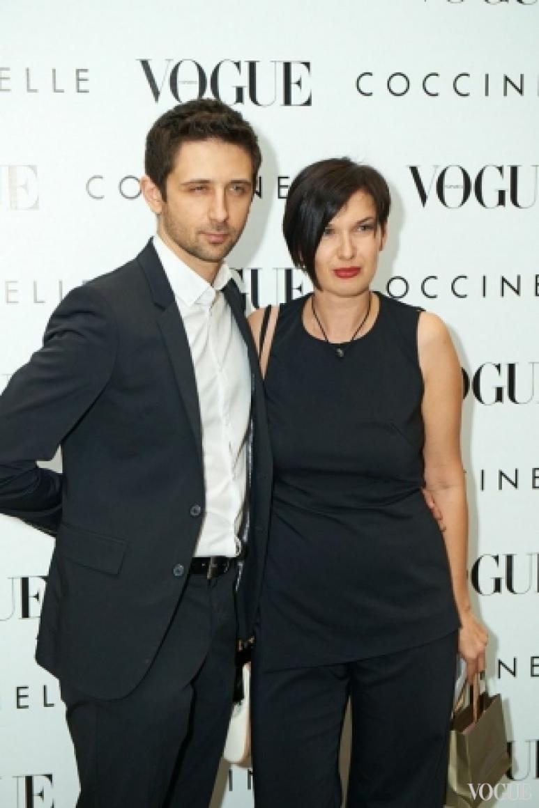 Андрей Шабанов и Елена Безикович