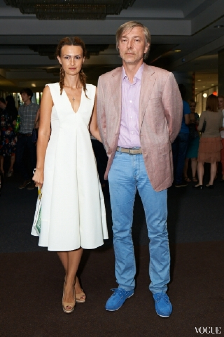 Ирина Костюк и Сергей Созановский