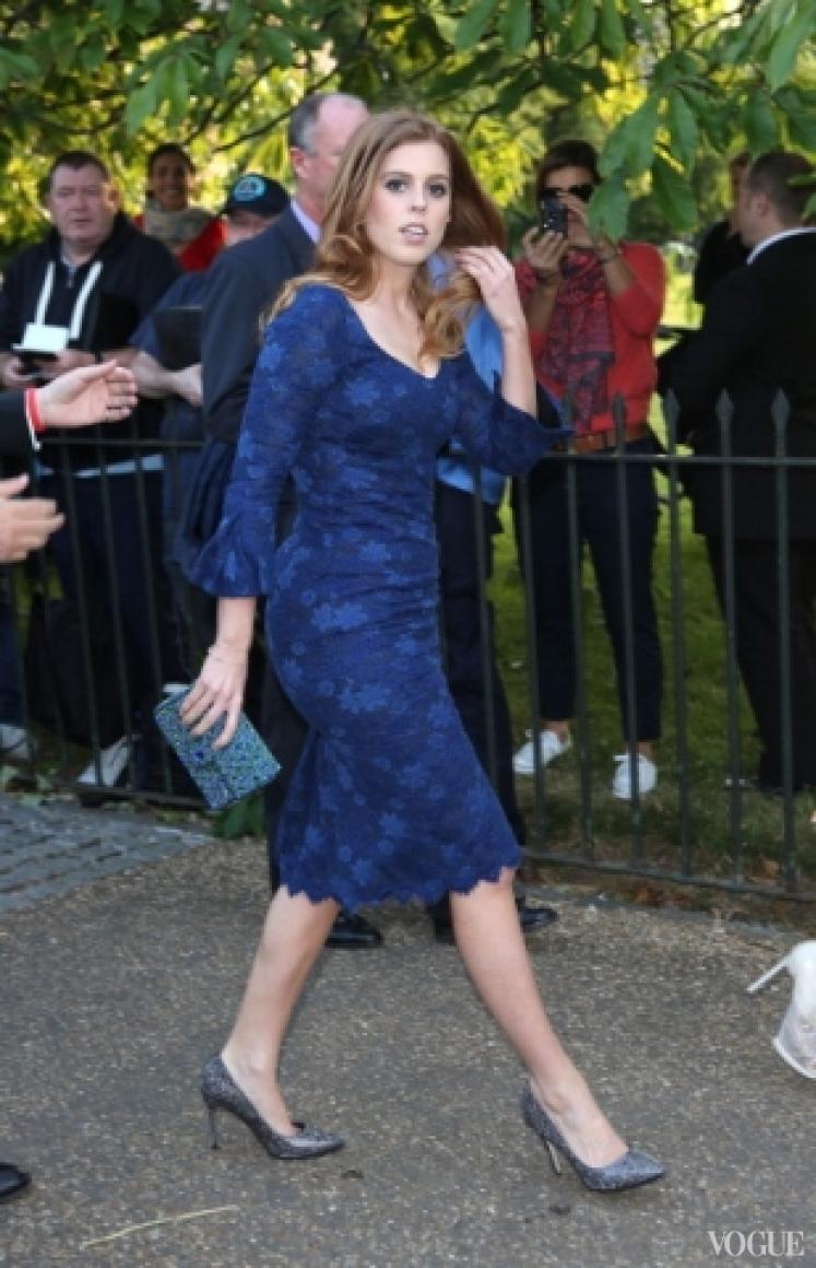 принцесса Беатриса Йоркская