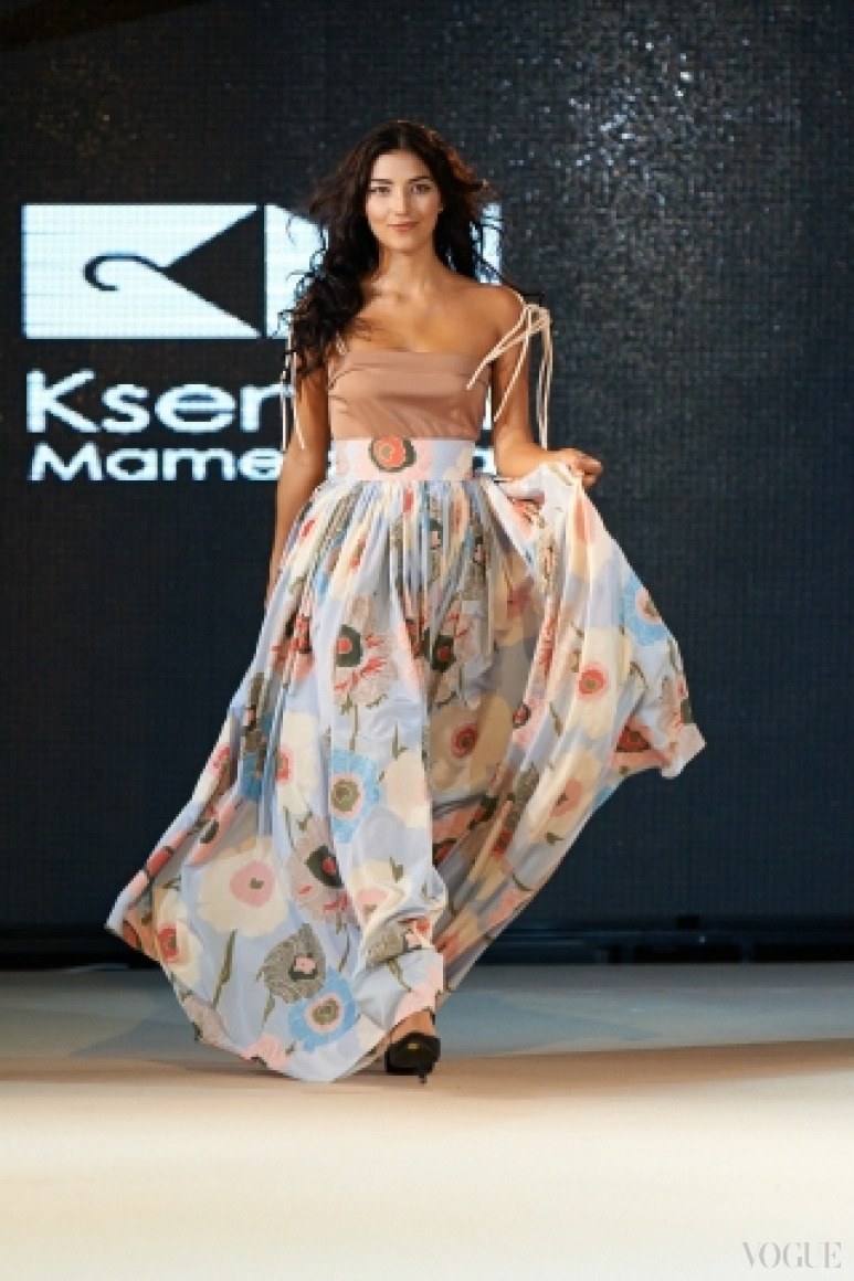 Kseniya Mamedova