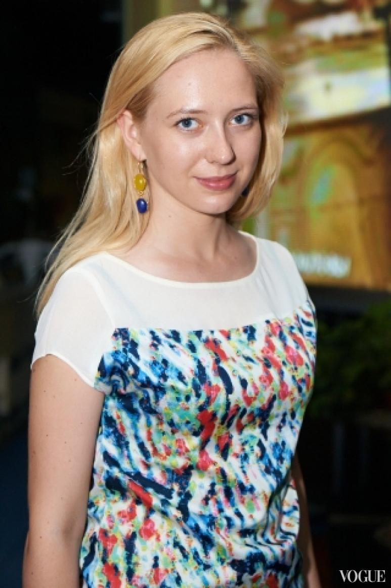 Инга Вишневская