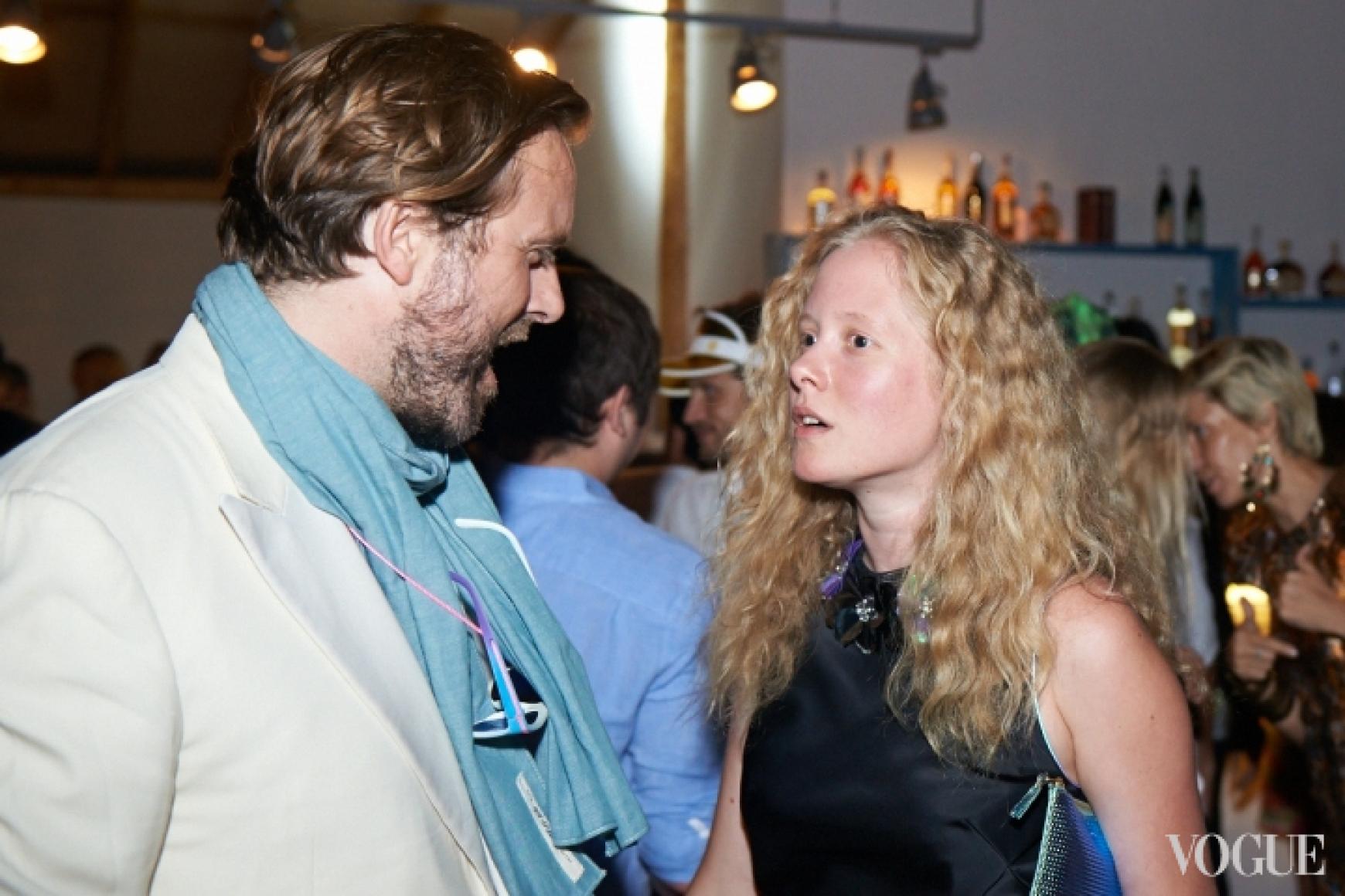 Rasmus Michau и Анна Октябрь