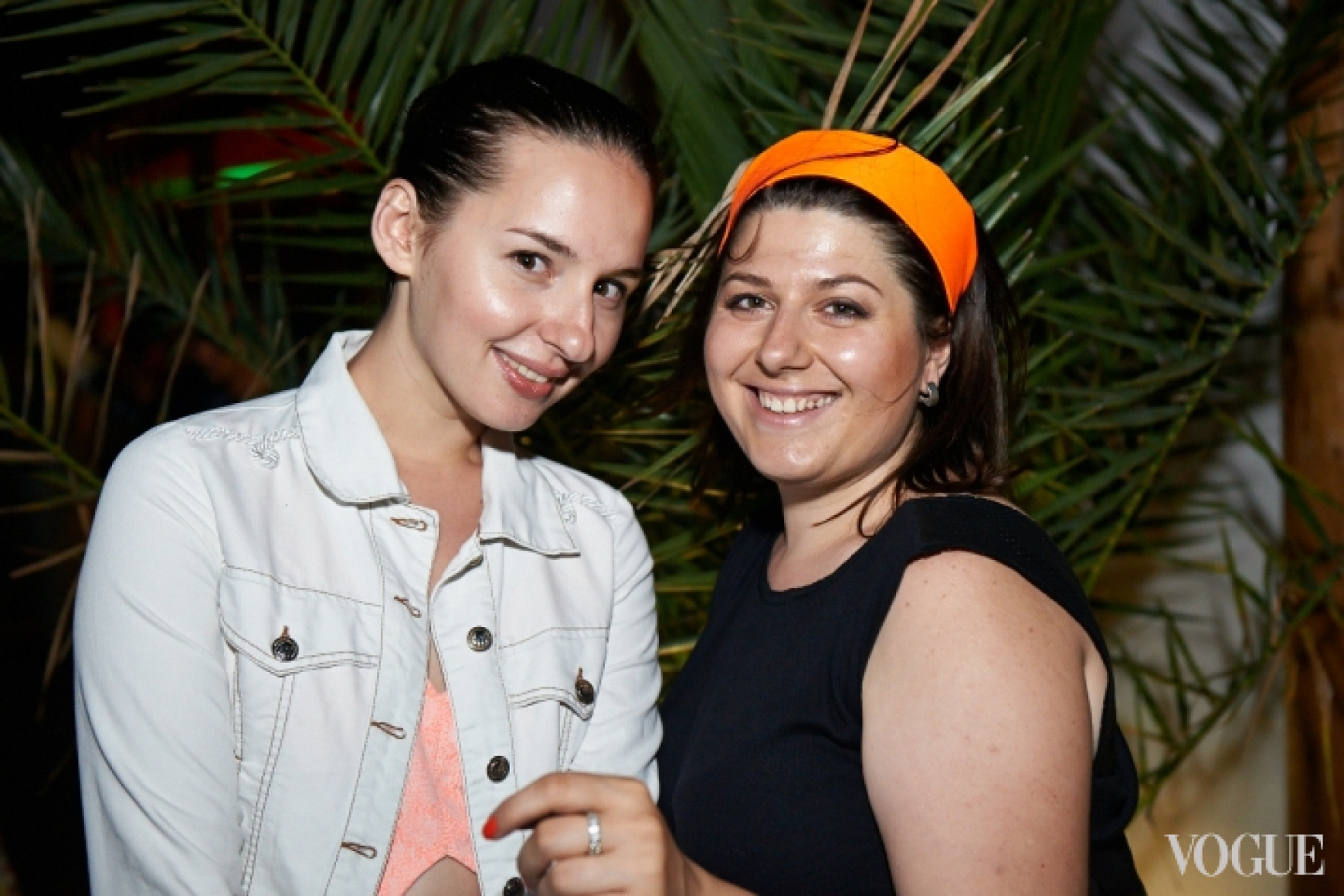 Виолетта Федорова и Алена Domanoff