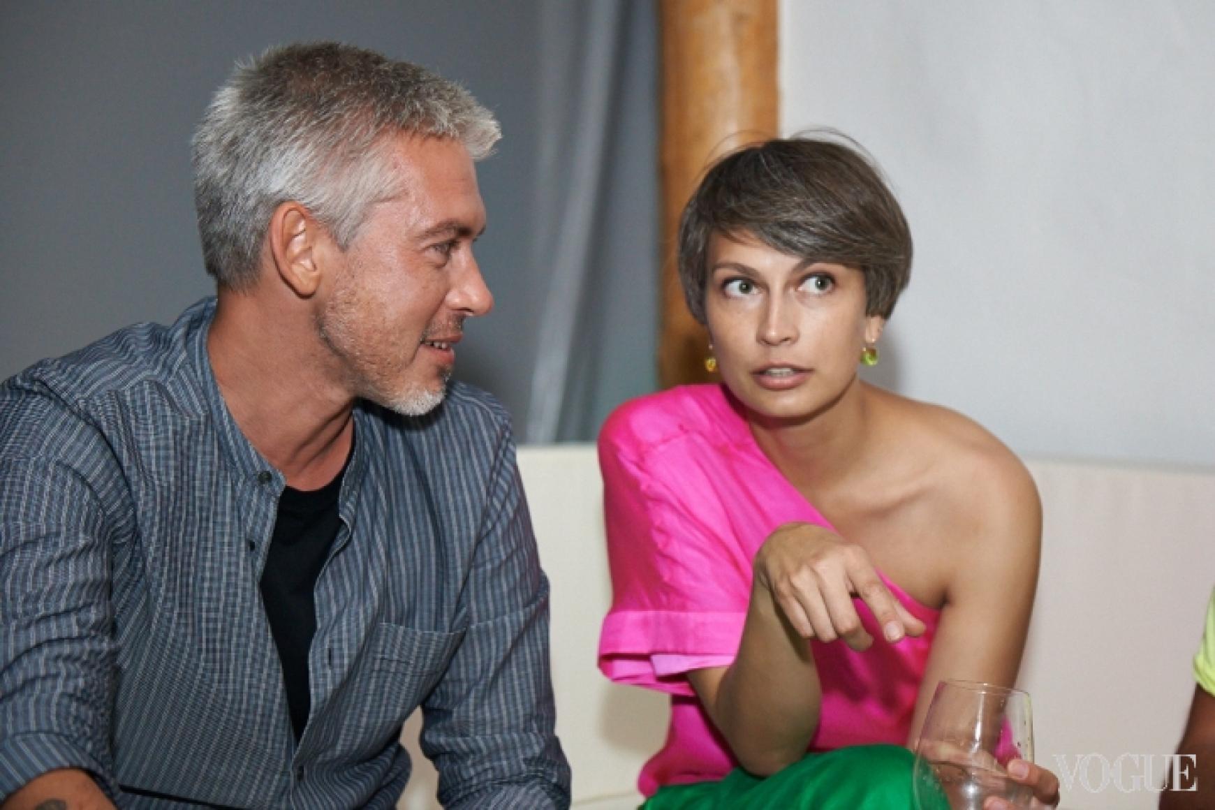 Филипп Власов и Маша Цуканова