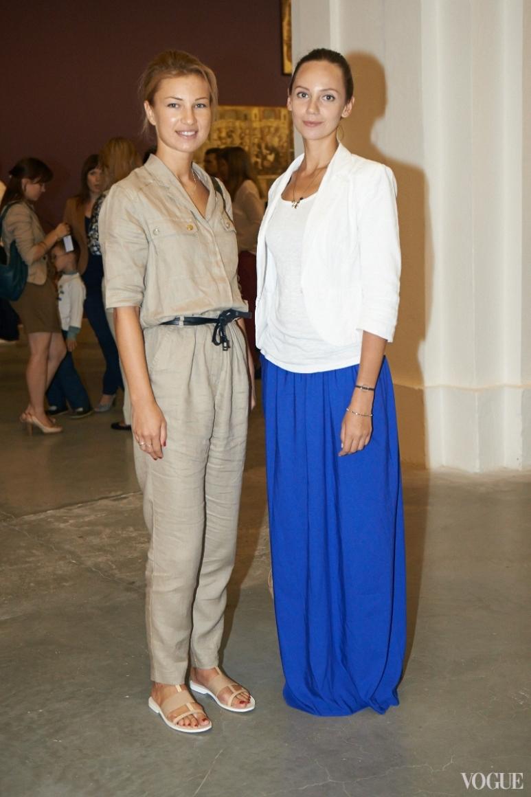 Яна Бучко и Яна Вуева